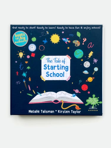 The Tale of Starting School