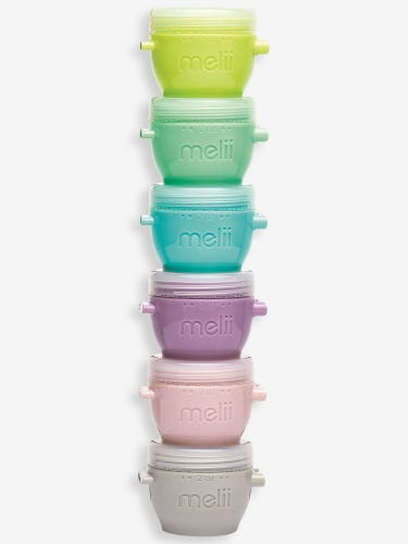 Melii Snap and Go Pods