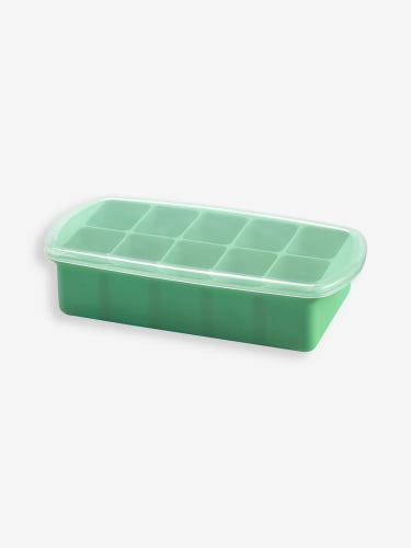 Melii Baby Food Freezer Tray in Mint