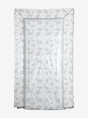 In The Woods Changing Mat Grey
