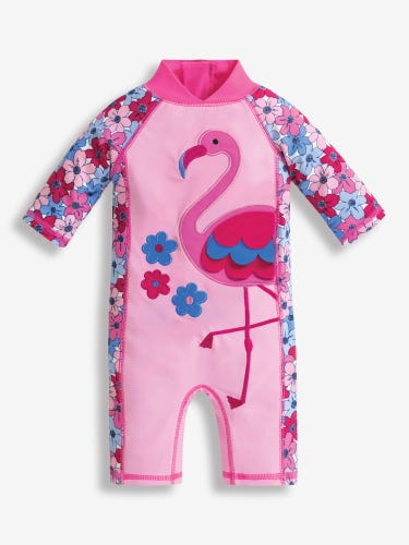 Flamingo 1-Piece Sun Protection Suit