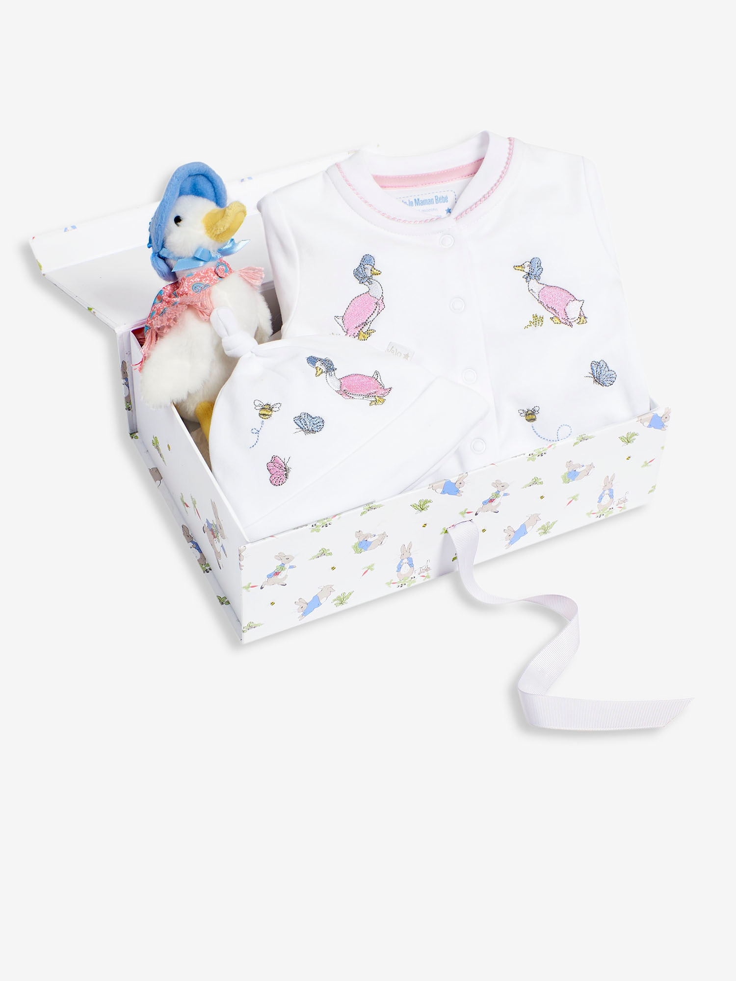 Jemima Puddle-Duck Gift Set 0-3 Months