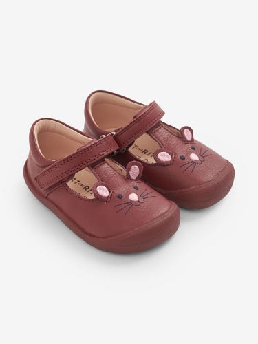 Start-Rite Berry Mouse First Steps Shoes