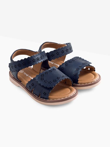 Pretty Leather Sandals