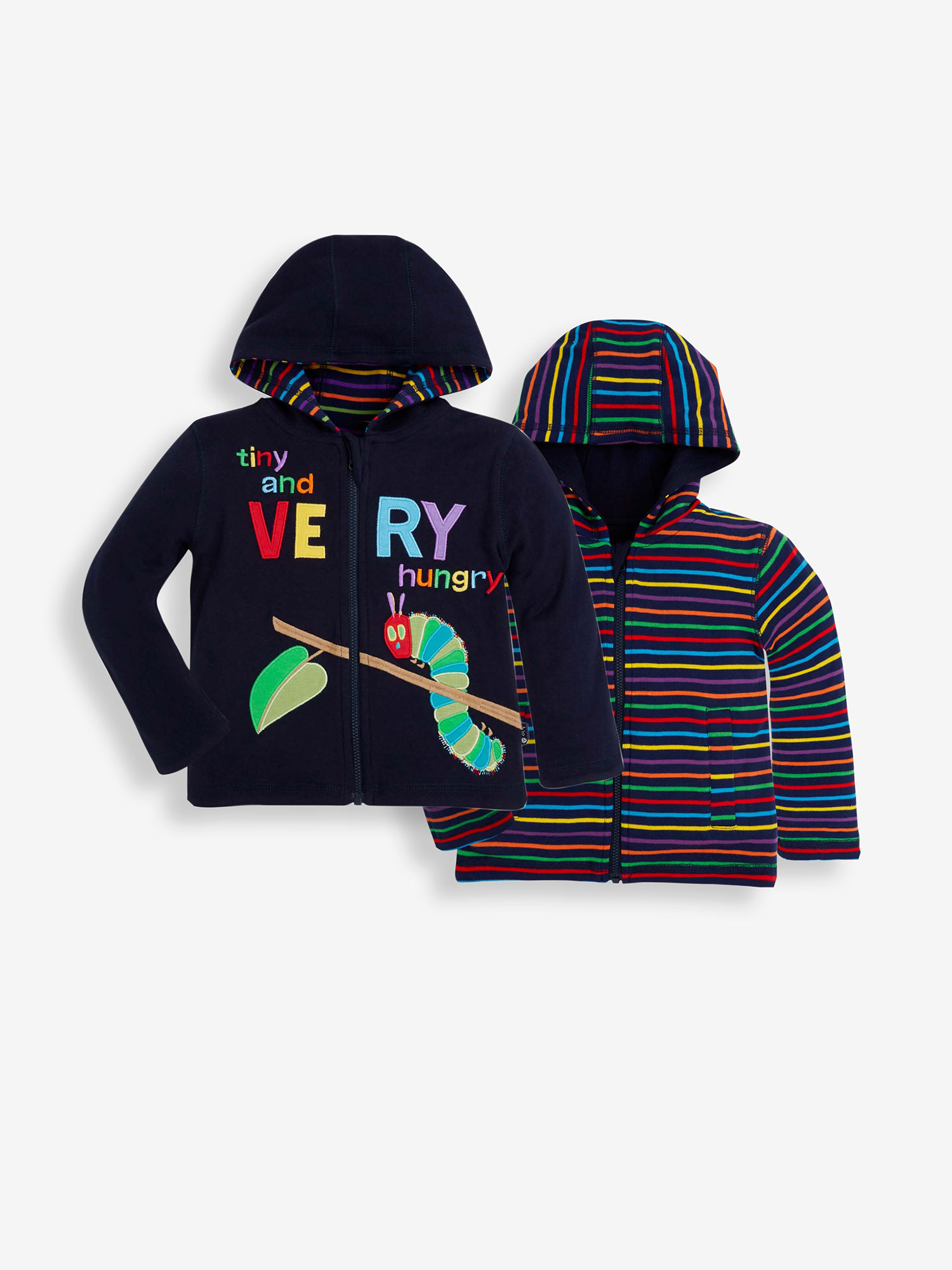 The Very Hungry Caterpillar Reversible Hoodie