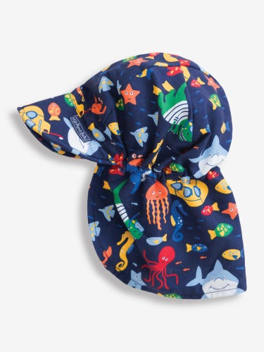 Kids' Flap Sun Hat