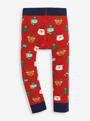 Christmas Extra Thick Baby Leggings