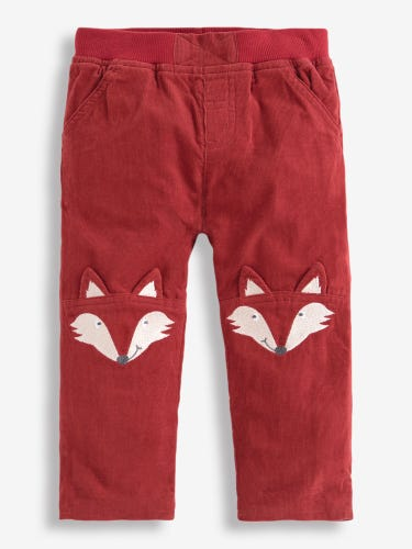 Russet Fox Cord Trousers