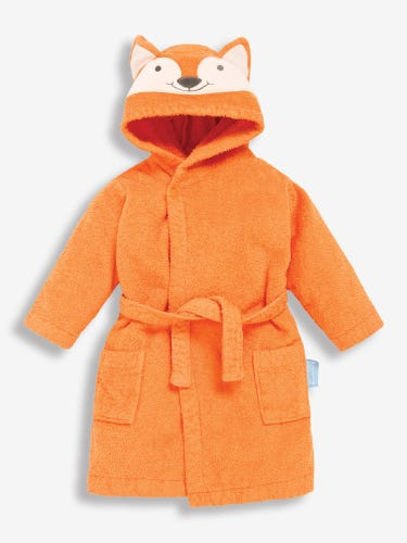Fox Towelling Robe