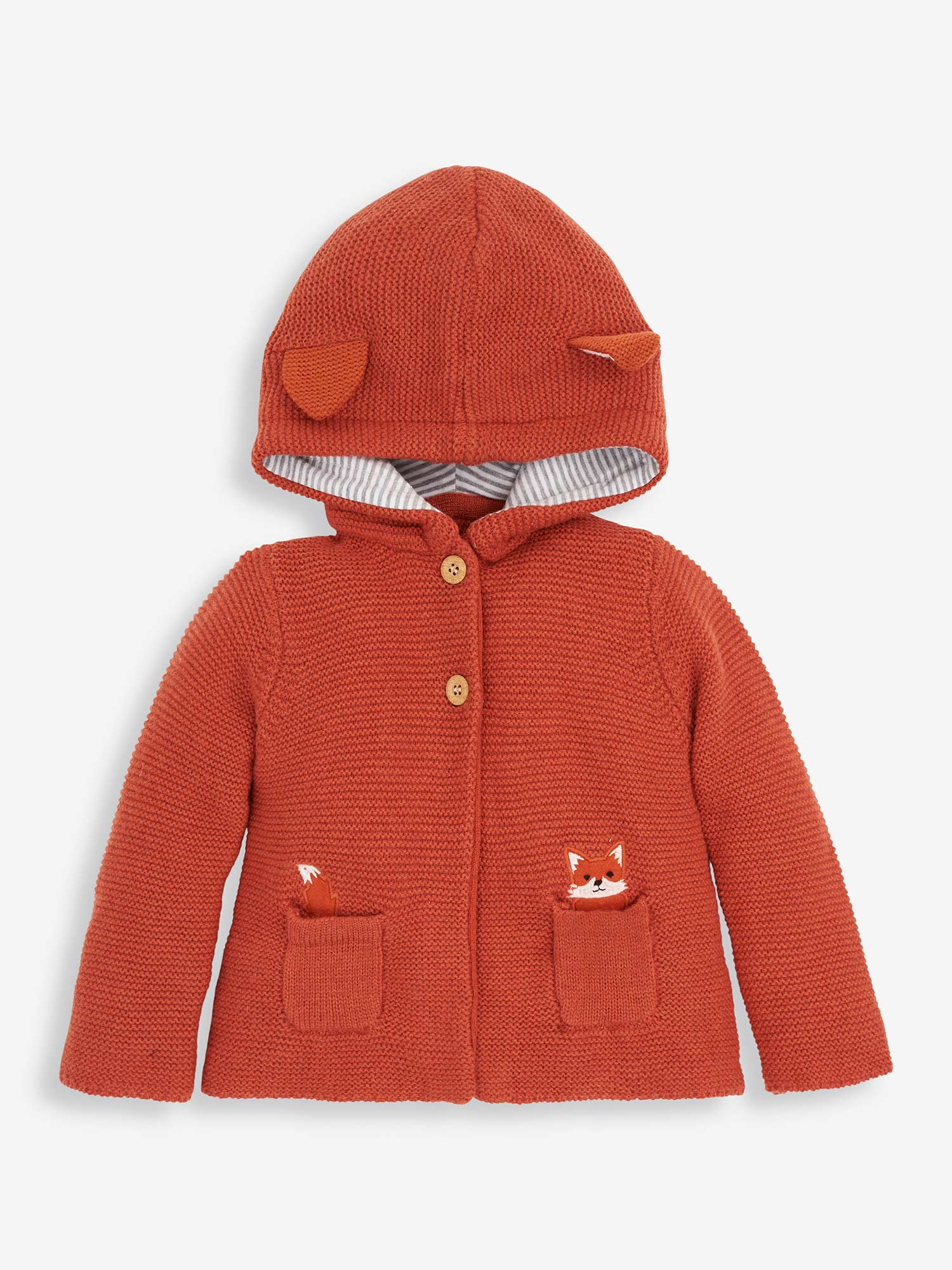 Cosy Fox Cardigan