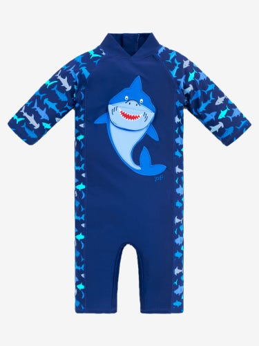 Shark 1-Piece Sun Protection Suit