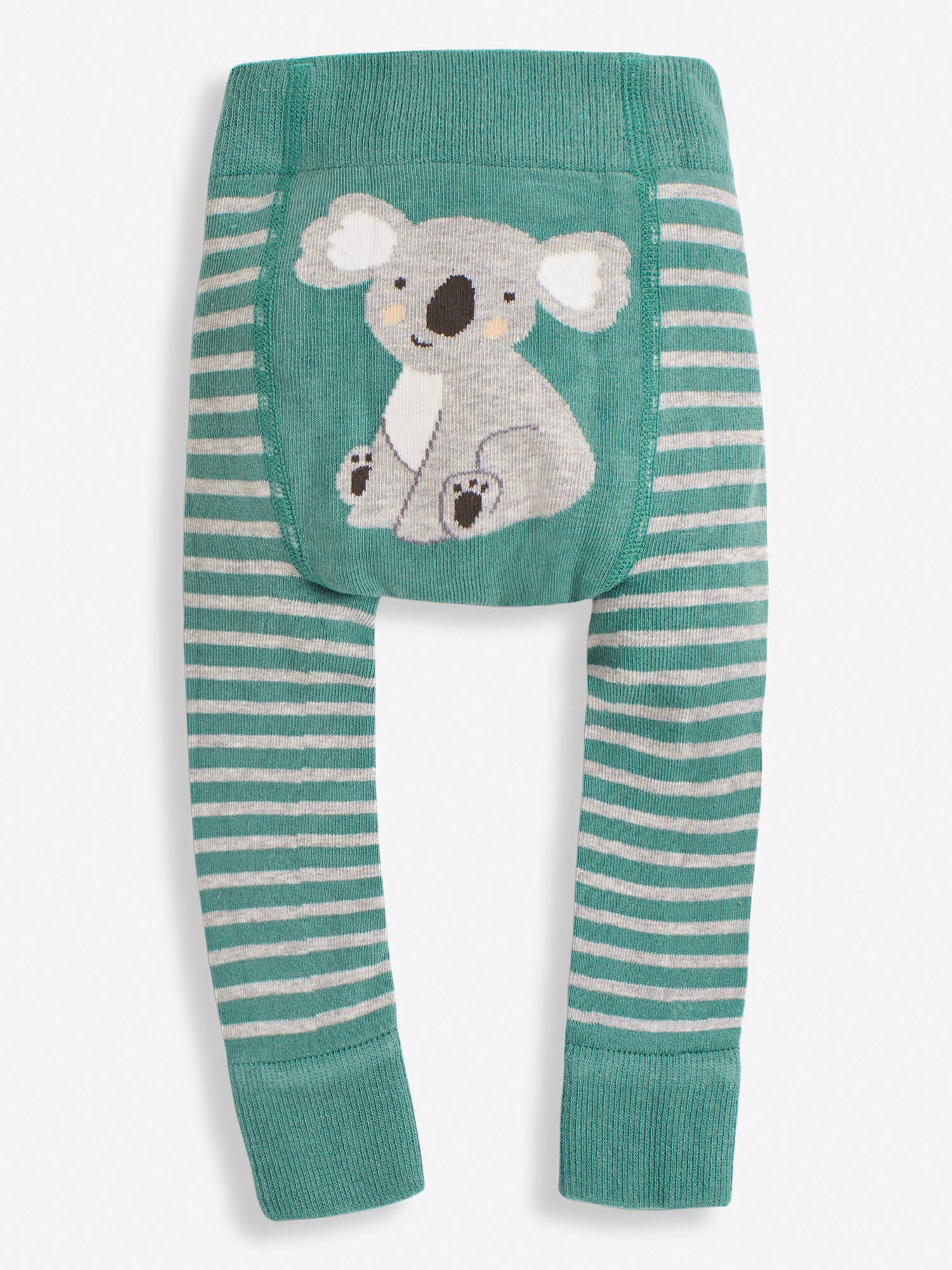 Koala Stripe Baby Leggings