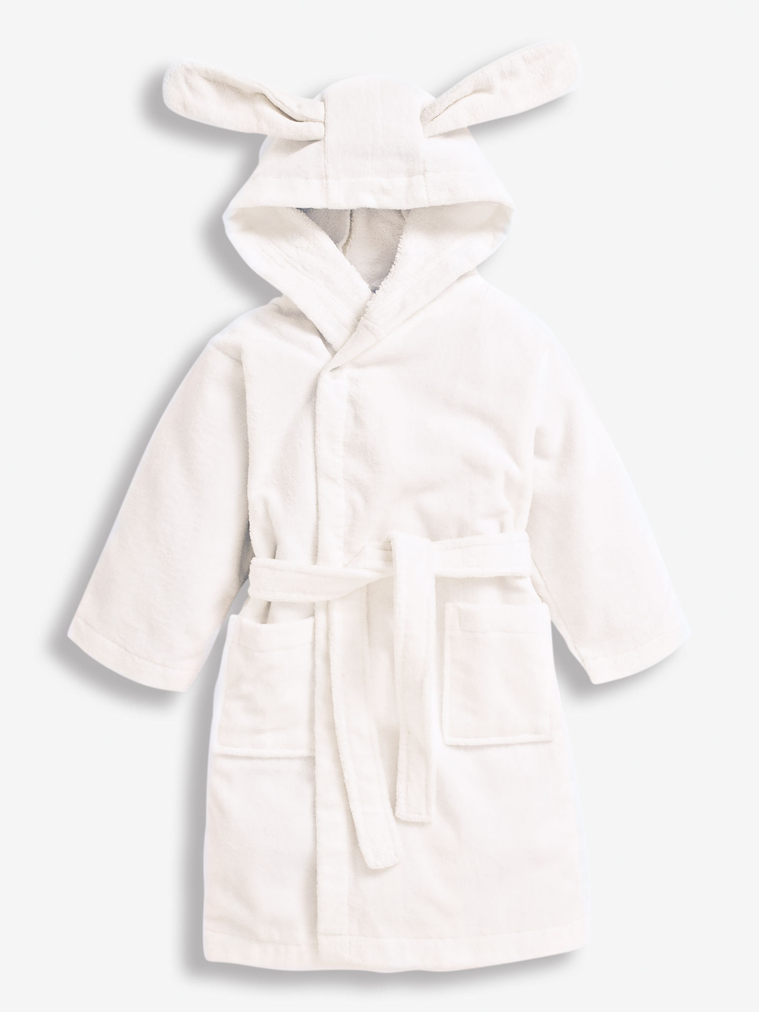 Bunny Towelling Dressing Gown